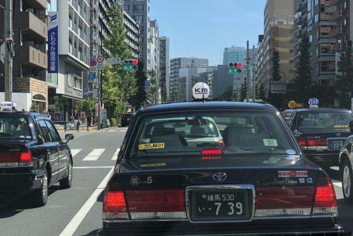 タクシードライバーになるには